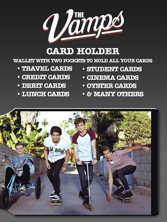 The Vamps Card Holder Aparte producten
