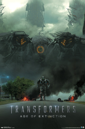 Transformers 4 - One Sheet Prints