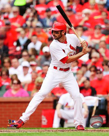 St Louis Cardinals - Matt Carpenter 2014 Action Photo