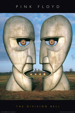 Pink Floyd Division Bell Kunstdrucke