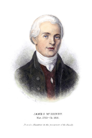 James Mchenry (1753-1816) Giclee Print by Albert Rosenthal