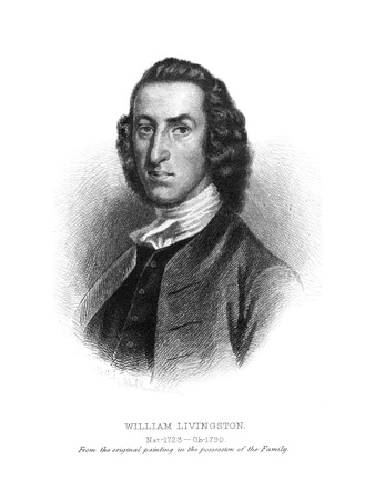 William Livingston Premium Giclee Print by Albert Rosenthal