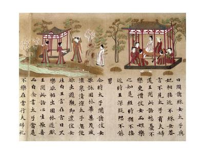 Buddha: Prince Gautama Premium Giclee Print