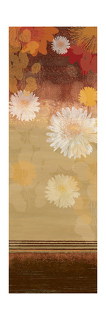 Floating Florals II Posters by Andrew Michaels