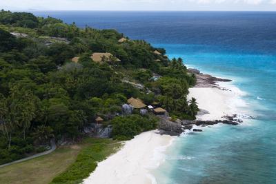 Fregate Island, Seychelles, Indian Ocean, Africa Photographic Print by Sergio Pitamitz