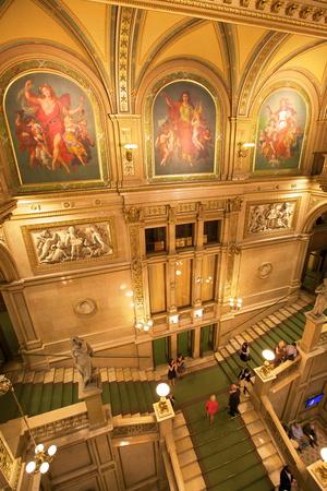 Vienna State Opera House, Vienna, Austria, Europe Photographic Print by Neil Farrin