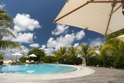 Denis Island Resort, Denis Island, Seychelles, Indian Ocean, Africa Photographic Print by Sergio Pitamitz
