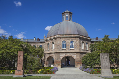 Gevorkian Theological Seminary Photographic Print by Jane Sweeney