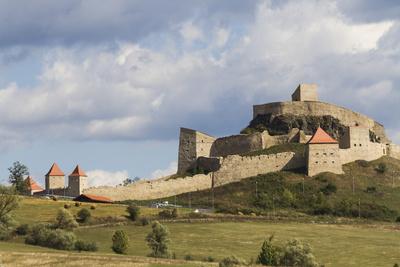 Rupea Castle, Transylvania, Romania, Europe Photographic Print by Rolf Richardson