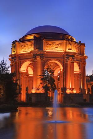 Palace of Fine Arts, San Francisco, California, United States of America, North America Photographic Print by Richard Cummins