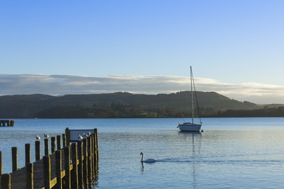 Lake Windermere Photographic Print by James Emmerson