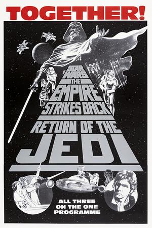Star Wars - Together plakat