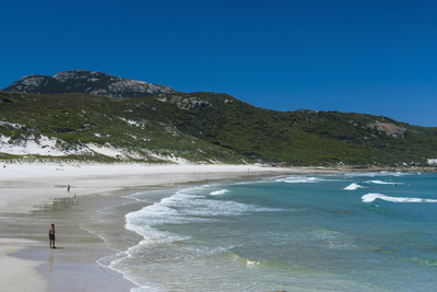 Pretty Norman Beach in Wilsons Promontory National Park, Victoria Photographic Print by Michael Runkel