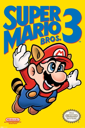 Super Mario Bros. 3 - Cover Photo