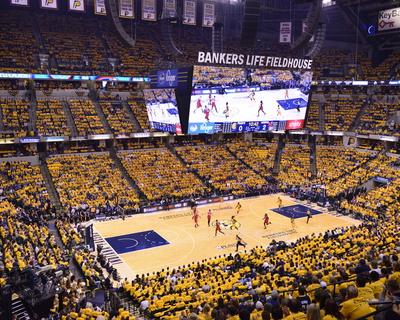 2014 NBA Playoffs Game 7: May 3, Atlanta Hawks vs Indiana Pacers Photo by David Dow