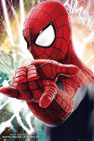 Amazing Spiderman 2 - Aim Plakat