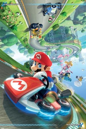 Mario Kart 8 Prints