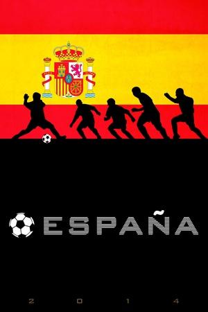 Brazil 2014 - Spain Prints