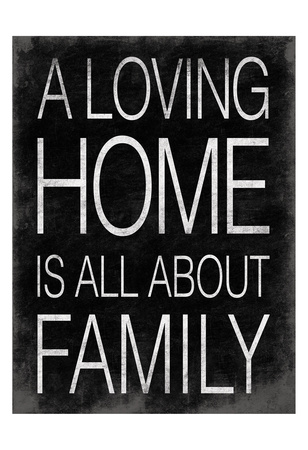 Loving Home Posters by Jace Grey
