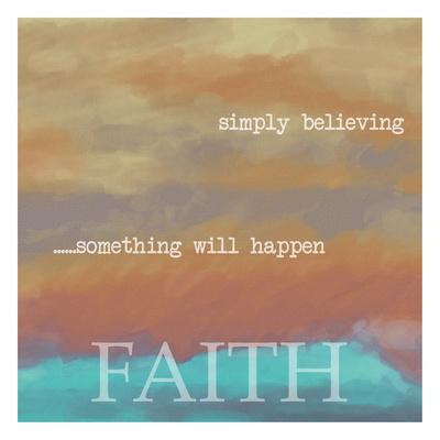 Simply Faith Prints by Taylor Greene