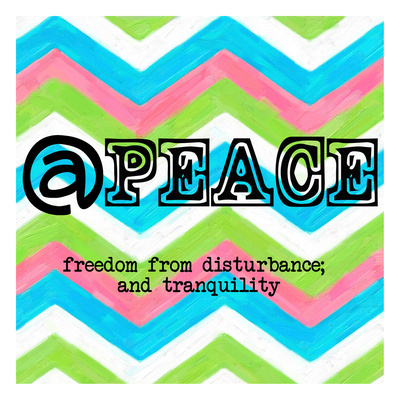 Peace 2 Posters by Taylor Greene