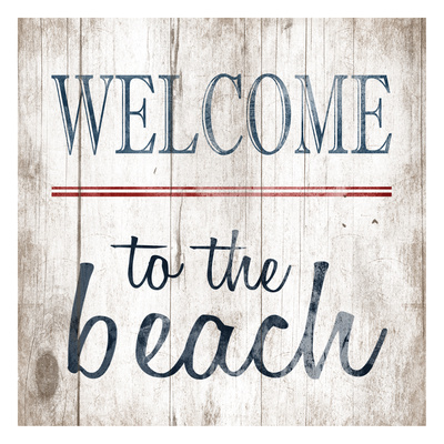 Welcome Posters by Jace Grey