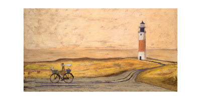 A Day of Light Lámina giclée por Sam Toft