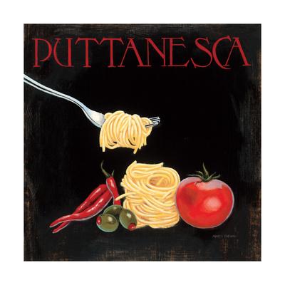 Italian Cuisine I Prints by Marco Fabiano