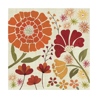 Spice Garden II Art by Veronique Charron