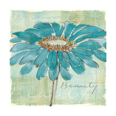 Spa Daisies I Prints by Chris Paschke