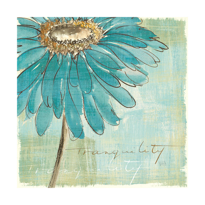 Spa Daisies III Plakater af Chris Paschke