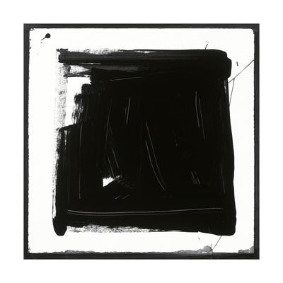 Black and White N Giclee Print by Franka Palek