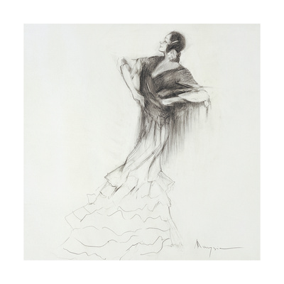 The Freedom to Move II Giclee Print by Marysia