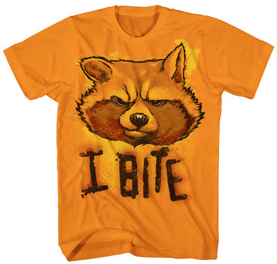 Youth: Guardians of the Galaxy - I Bite Tシャツ