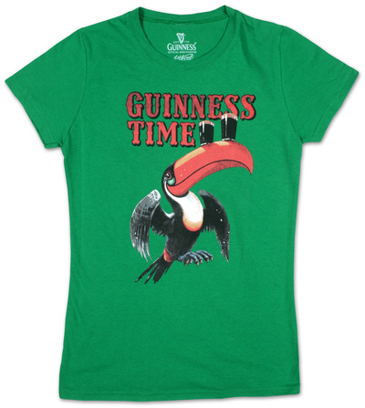 Juniors: Guinness - About Time Shirts