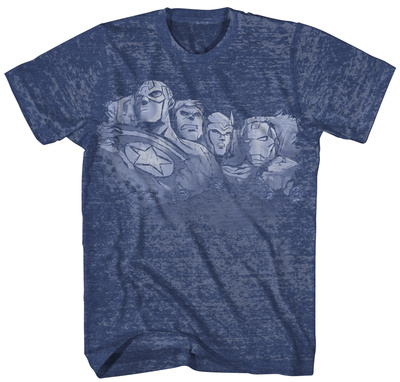 The Avengers - Mt. Avengers T-shirts