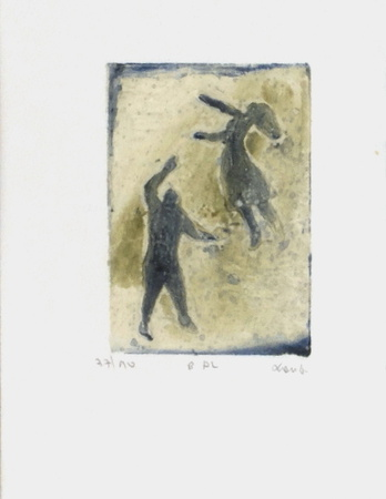 Bal Limited Edition by  Lou G. (Lupita Gorodine)