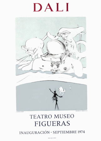 Teatro Museo Figueras 10 Collectable Print by Salvador Dalí