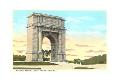 National Memorial Arch, Valley Forge Posters