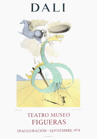 Teatro Museo Figueras 8 Collectable Print by Salvador Dalí