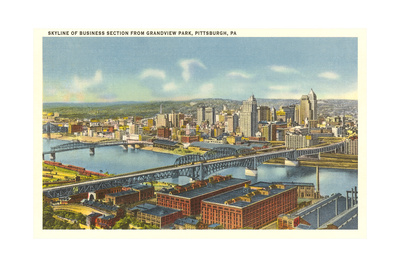 Overview of Pittsburgh Prints