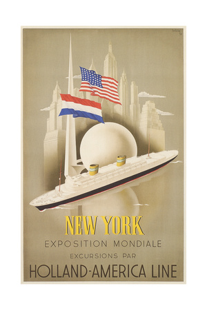New York Worlds Fair, 1939 Láminas