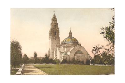 Mueum of Man, Balboa Park Prints