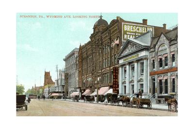 Wyoming Avenue, Scranton Posters