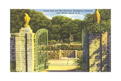 Brookgreen Gardens, Myrtle Beach Prints