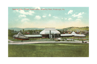 Phipps Conservatory, Schenley Park, Pittsburgh Posters
