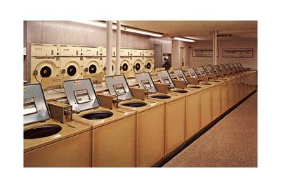 Big Laundromat Póster