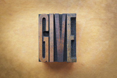 Give Photographic Print by  enterlinedesign