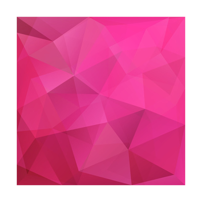 Abstract Triangle Background Art by  Ms.Moloko