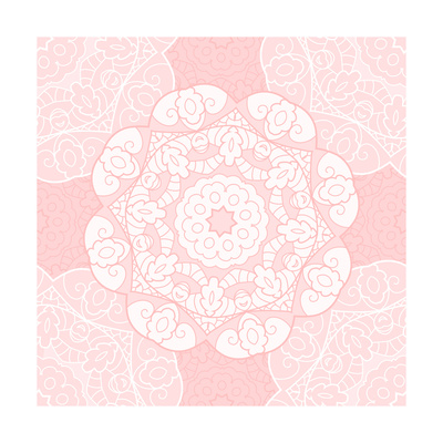 Delicate Lace Pattern Prints by  elein